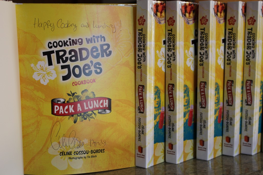 Pack a lunch cookbook