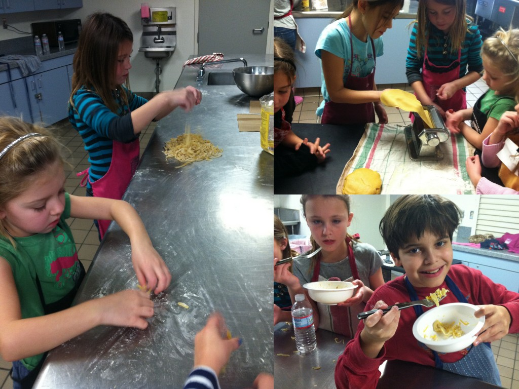 Kids Cooking Camp via Celine's Cuisine